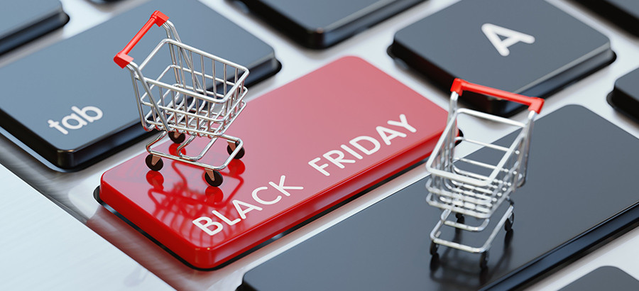 Major Online Retail Website Crashes and Downtimes on Black Friday